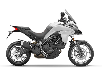 Multistrada 950 Red